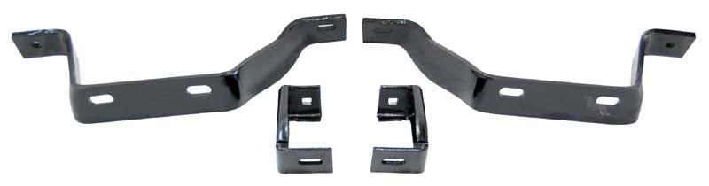 1967-69 Dart Rear Bumper Bracket Set