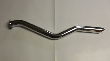 73-76 DART SPORT, DUSTER FOLD DOWN SEAT FILLER NECK