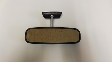 70-76 A, 72-74 E BODY STANDARD REAR VIEW MIRROR