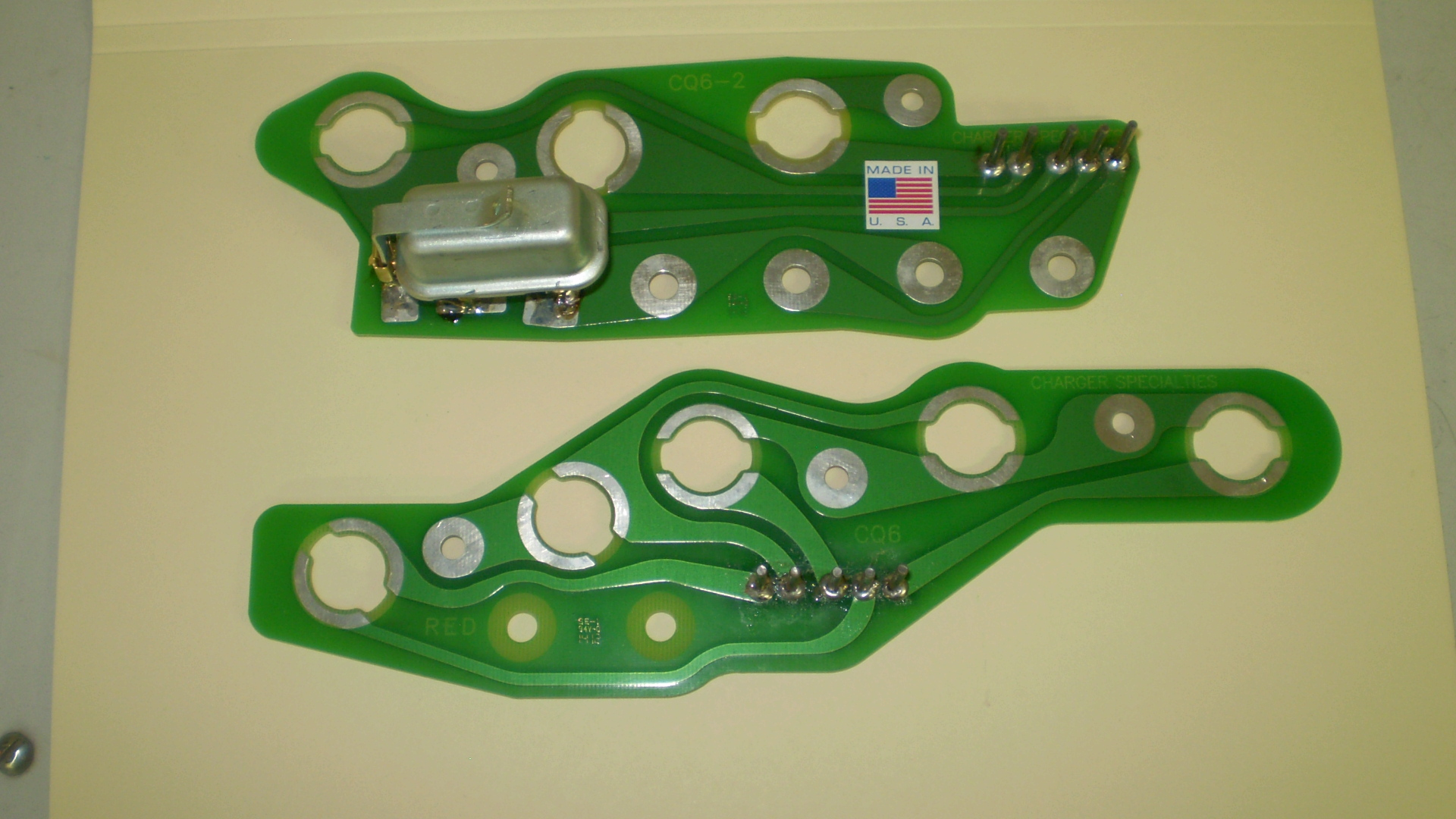 67-71 A BODY DART, SCAMP NON RALLYE CIRCUIT BOARD WITH LIMITER