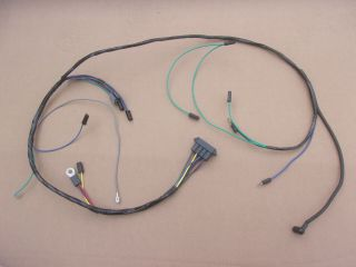 64 B BODY ENGINE HARNESS FOR BIG BLOCK W/POINTS