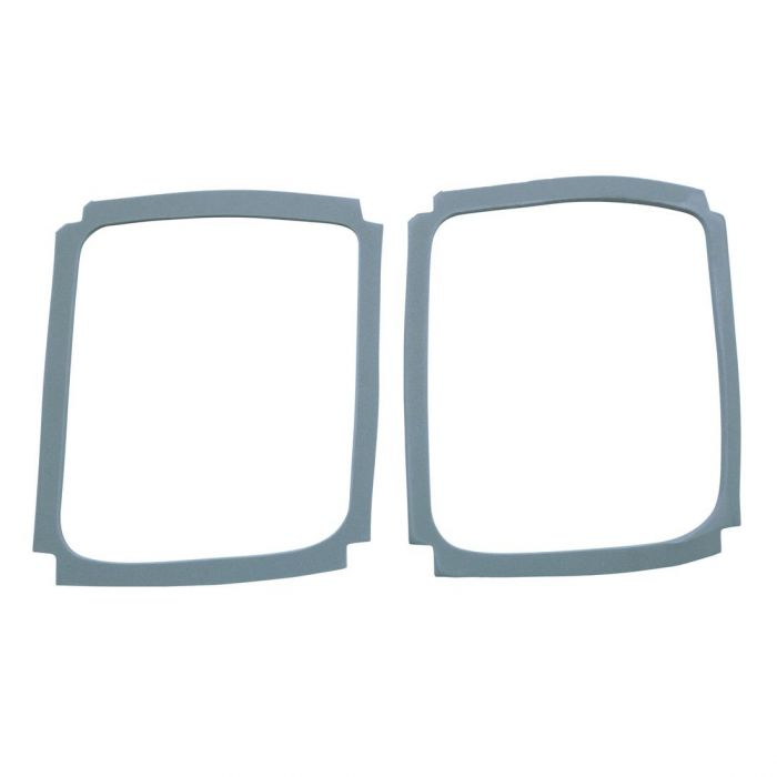 69 TAILLIGHT LENS GASKETS, ROADRUNNER & SATELLITE