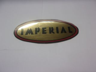 1959-62 IMPERIAL VALVE COVER
