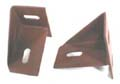 LIFT OFF HOOD PIN BRACKETS